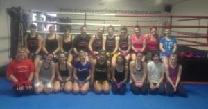The Saturday Circuit Girls
