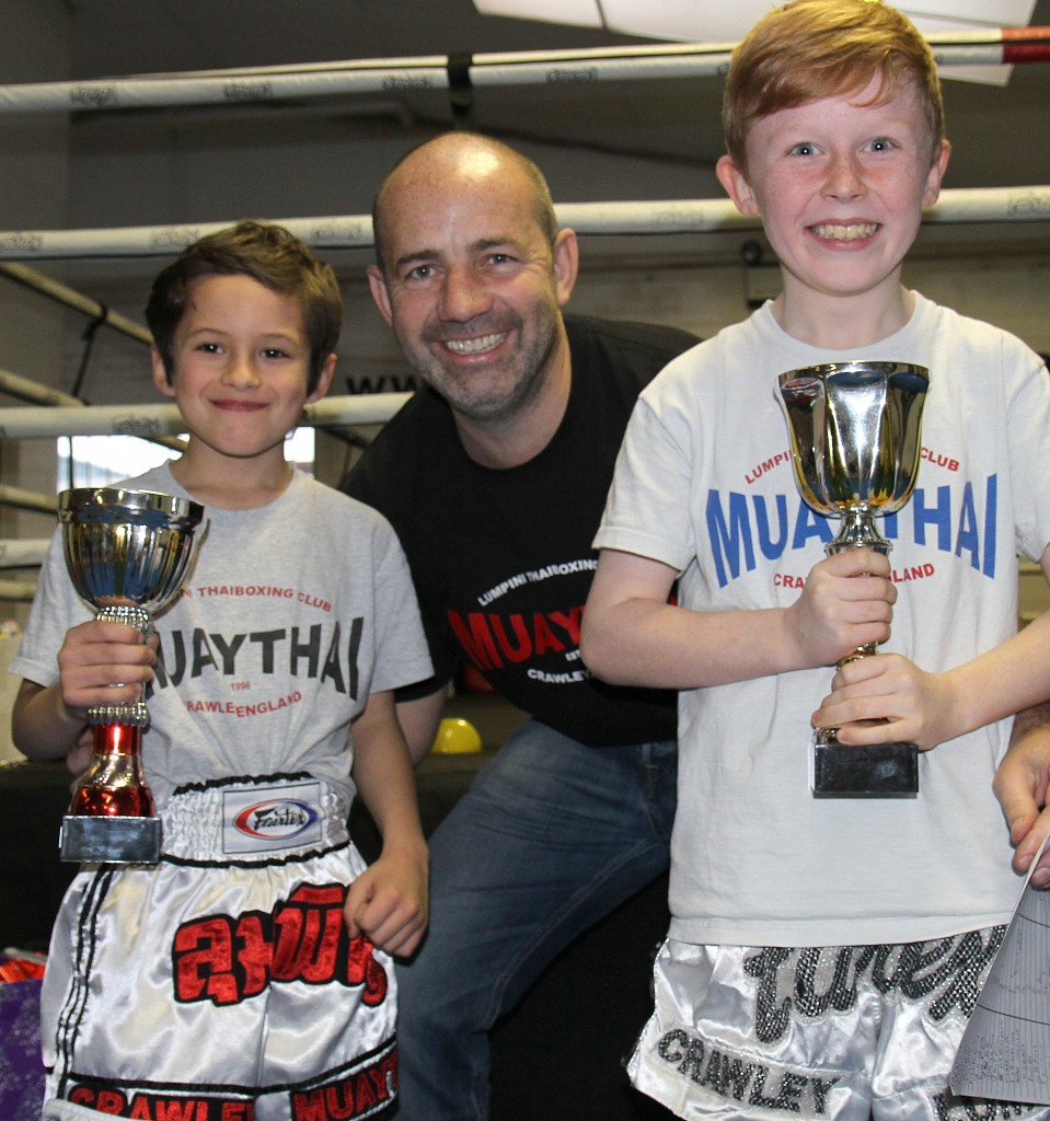 Champion Kids Martial Arts Classes in Crawley