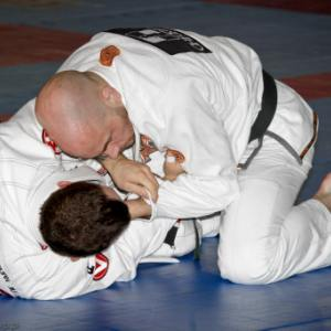 Brazilian Jiu Jitsu Classes in Crawley