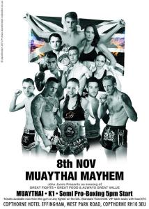 Muay Thai Mayhem