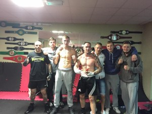 Crawley Boxers