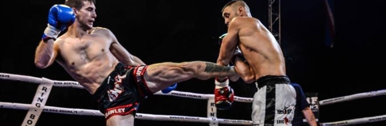 Lumpini Crawley Muay Thai Kickboxing