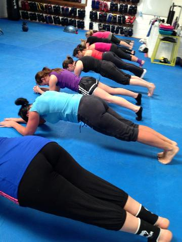 Kombat Fitness Bootcamp Classes