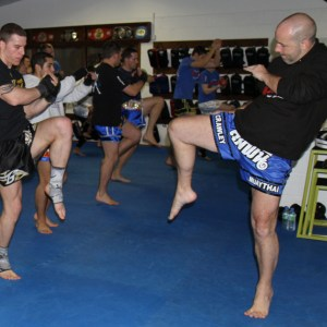 Muay Thai Classes at Crawley Martial Arts Academy