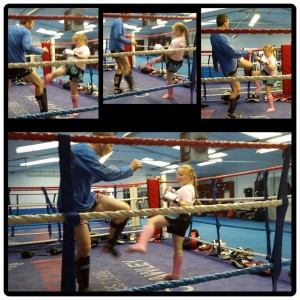Kids Muay Thai Private Lesson